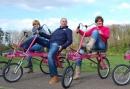 Funbike tour