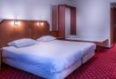 Hotelkamer met extra bed