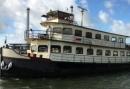 Privé rondvaart door de Rotterdamse havens inclusief lunch en busvervoer