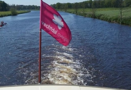 Groepsuitje in Overijssel - Boats, Bike & BBQ