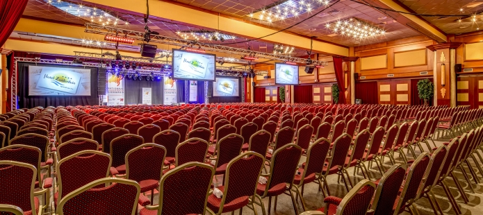 Congreszaal in 4 sterren hotel in Egmond aan Zee
