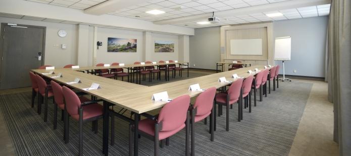 Lunchen - vergaderen - Dineren in een 4-sterren strandlocatie