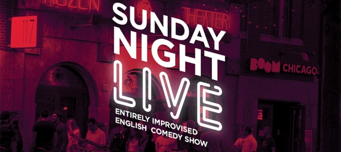 Sunday night live! - Comedy show in Amsterdam