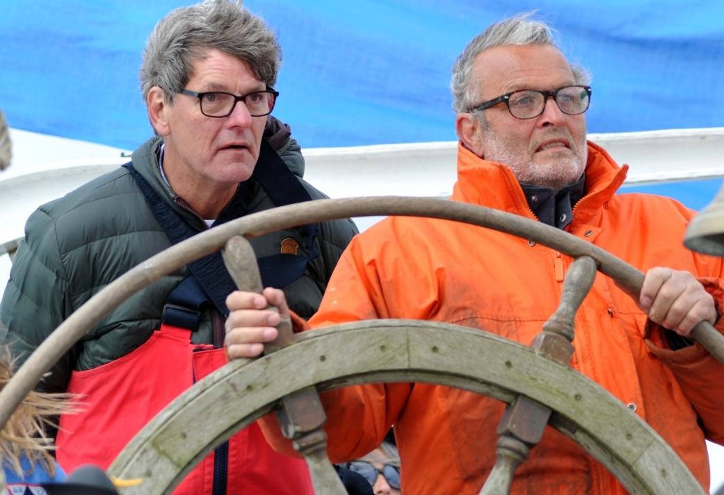 Dagje zeilen op het IJsselmeer met bezoek aan Volendam