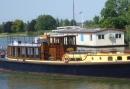 Rondvaart op de Vecht met salonboot de Lelie