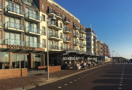 Vergaderen aan het Strand in Egmond aan Zee - 8-uurs arrangement inclusief Lunch