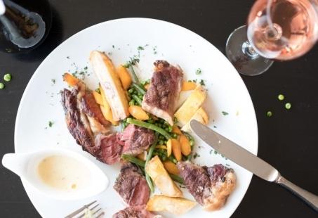 Culinair genieten aan de kust - Dinerspecial in IJmuiden
