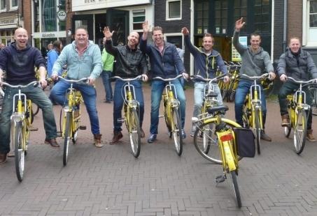 Groepsuitje voor Mannen in Amsterdam - Historie, bier, erotiek en misdaad