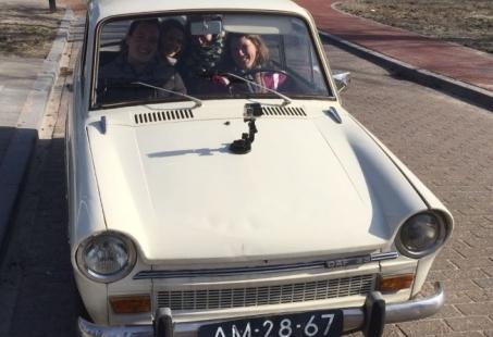 Dagje uit in Giethoorn en omgeving met de DAF Experience