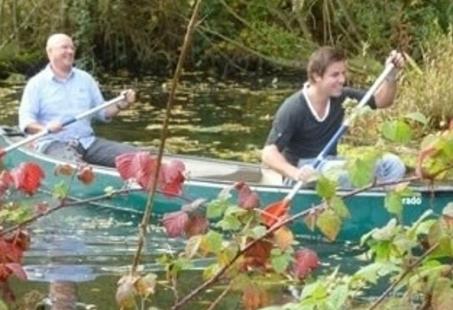 Kanovaren door de Brabantse Biesbosch - Ontdek de kleinste kreekjes