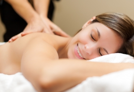 Lichaamsmassage