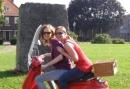 Scooterrijden Biesbosch
