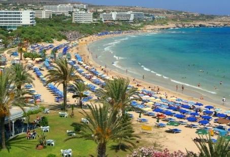 Cyprus Haven en strand