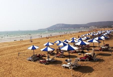 8-daagse Zonvakantie aan de Marokkaanse kust