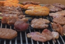 Barbecuen in Giethoorn