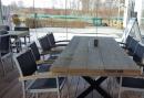 Verwarmd terras in Giethoorn