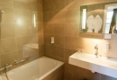 Badkamer in de Junior Suite