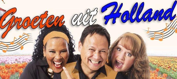 Groeten Uit Holland.Dinnershow Groeten Uit Holland In Het Theater In Breda