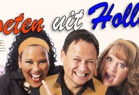 Dinnershow Groeten uit Holland in het theater in Breda