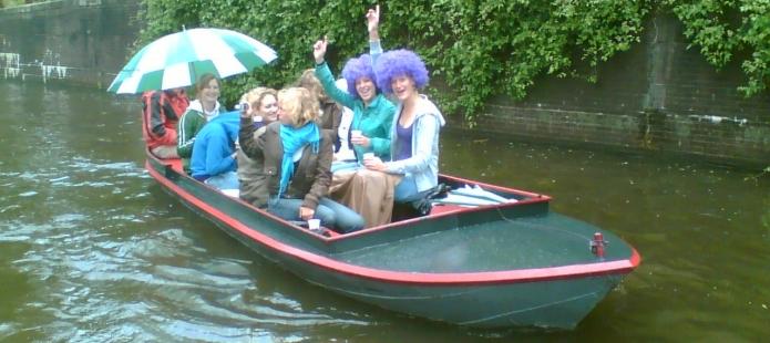 Varen in Groningen