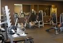Gym in het hotel
