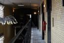 Gevangenis hotel Binnenkant