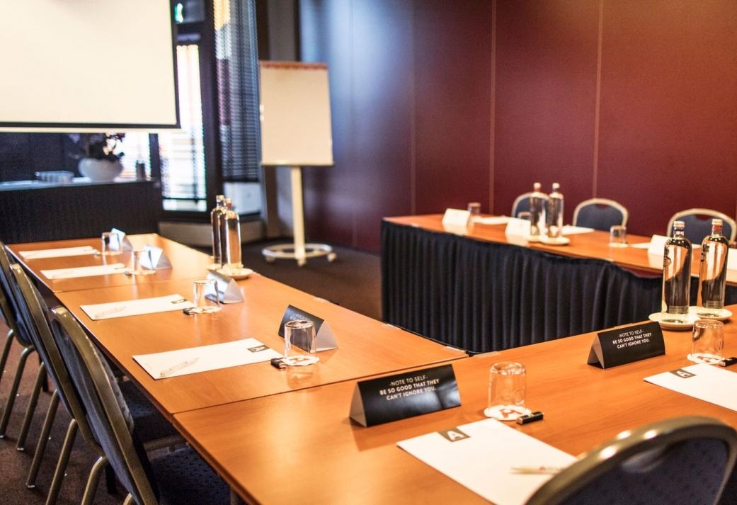 8 uurs vergaderarrangement in Midden Nederland - Vergaderlocatie in Lelystad