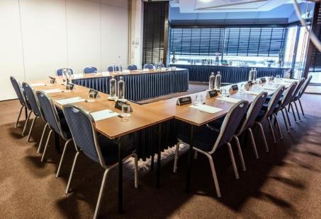 Relaxed vergaderen in Lelystad - 32 uurs vergaderarrangement