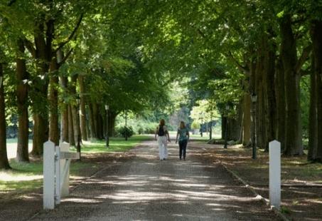 Fietsen en wandelen door Nationaal park Veluwezoom - Overnachten op een landgoed