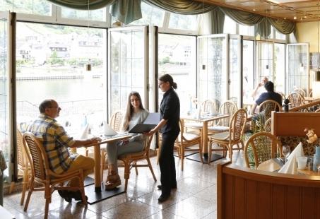 3-daagse Fietstrip met hotel direct gelegen aan de Moezel in Cochem