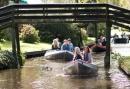 Actief dagje Punteren op het water in Giethoorn beleven!