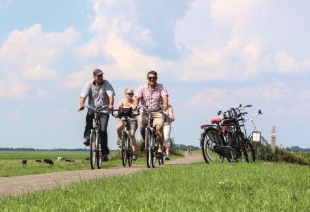 Fietsen en wandelen in de Weerribben - 3 dagen genieten met verblijf in een Vakantievilla