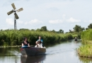 Varen in de Weerribben