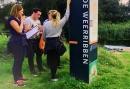 Das pas kicken in de Weerribben - Op stap met een moderne step door een prachtig natuurgebied