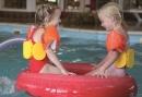 Fun in het zwembad