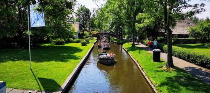 Rondvaart Giethoorn