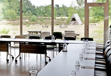 8-uur vergaderarrangement op de Drentsche Aa
