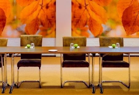 Vergaderen met het 8-uurs vergaderarrangement in Amersfoort