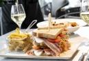 Heerlijke club sandwich