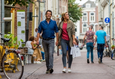Shopping arrangement met overnachting in Den Bosch