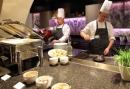 Keuken in de Gewelvenkelder