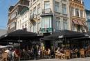 Terras op de Markt in Den Bosch