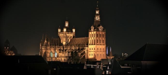 Sint Jan kathedraal in Den Bosch