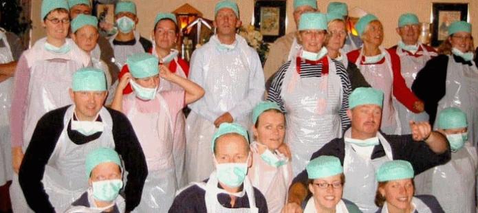 Ziekenhuis op Stelten - Dinerspel in Overijssel