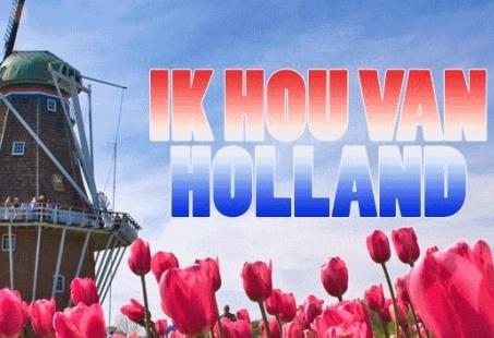 Ik hou van Holland - Dinerspel in Overijssel
