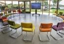 Vergaderen op de groenste vergaderlocatie met uitzicht op het water van Friesland