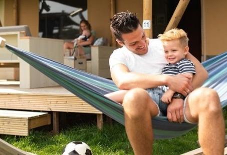 Week vakantie in een Safaritent op de Veluwe - Heerlijk genieten met het hele gezin