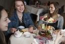 High Tea met vriendinnen