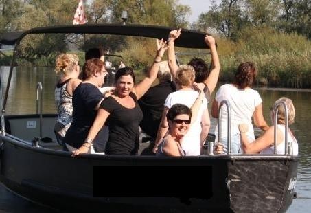 GPS Biesbosch Sloepenchallenge - Teamuitje in de natuur