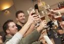 Mannenuitje bierproeven